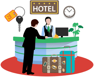 Go-hotel online booking php script